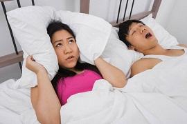 Ngáy ngủ và những hệ lụy làm bạn thấy rùng mình