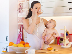 Kinh nghiệm mẹ bỉm sữa: sau sinh giảm từ 68kg còn 48kg!